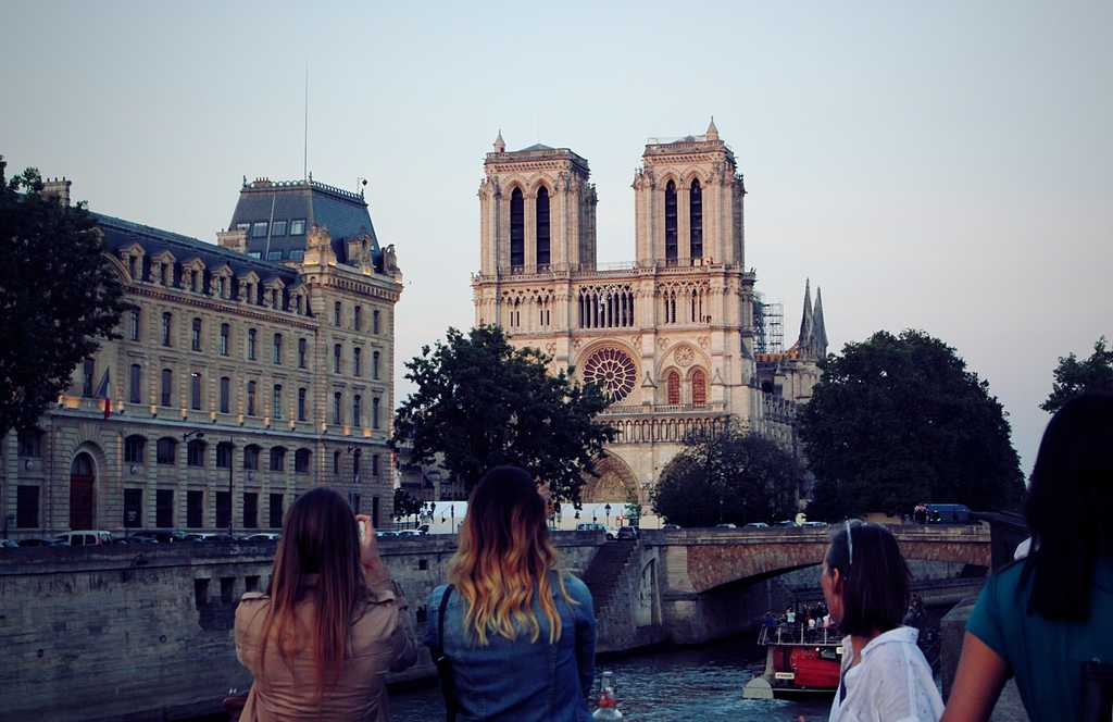 Notre Dame - Photo by Steven Lasry